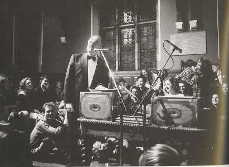 Me at the Oxford Union